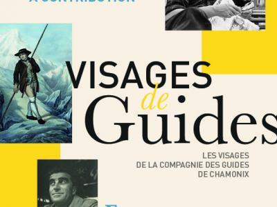 Visages de guides - collecte photo ©Musée Alpin ©Archives Municipales Chamonix
